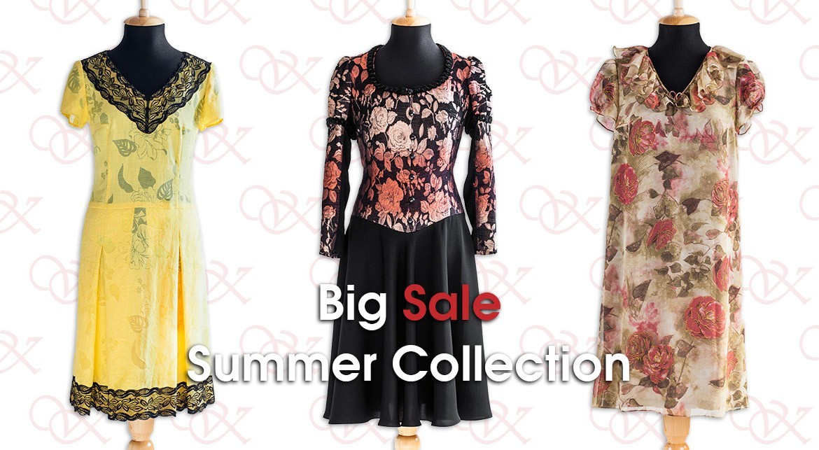 Summer Collection Big Sale!